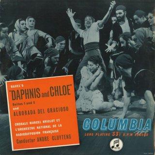 ラヴェル:ダフニスとクロエ第1,2組曲,道化師の朝の歌