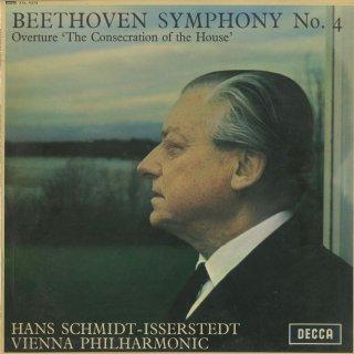 ベートーヴェン:交響曲4番Op.60,献堂式序曲Op.124