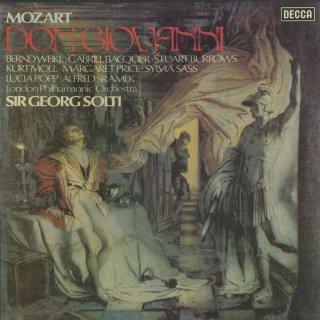 モーツァルト:ドン・ジョヴァンニ(全曲)