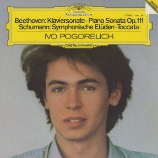 ベートーヴェン:ピアノ・ソナタ32番Op.111,シューマン:交響的練習曲Op.13,トッカータOp.7