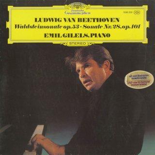 ベートーヴェン:ピアノ・ソナタ21番「ワルトシュタイン」,28番Op.101