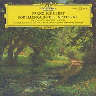 シューベルト:五重奏曲「ます」Op.114,三重奏曲「ノットゥルノ」Op.148