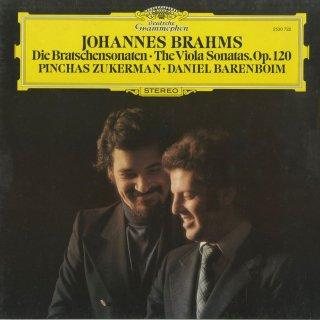 ブラームス:ヴィオラ・ソナタOp.120(全2曲)
