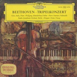 ベートーヴェン:三重協奏曲Op.56