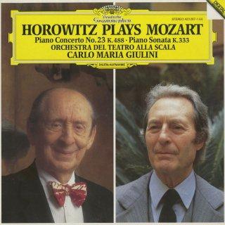 モーツァルト:ピアノ協奏曲23番K.488,ピアノ・ソナタ13番K.333