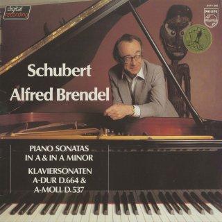シューベルト:ピアノ・ソナタ4番Op.164,13番Op.120