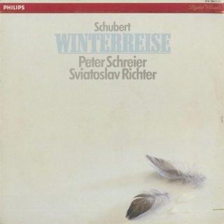 シューベルト:冬の旅Op.89