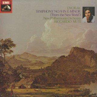 ドヴォルザーク:交響曲9番「新世界」