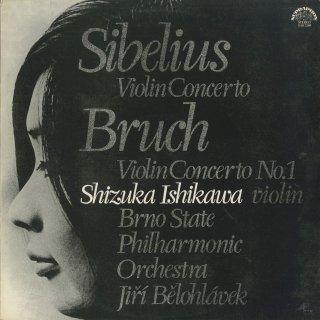 ヴァイオリン協奏曲集/シベリウス:Op.47,ブルッフ:1番Op.26