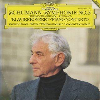 シューマン:交響曲3番Op.97,ピアノ協奏曲Op.54