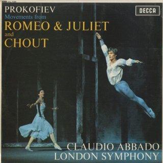 プロコフィエフ:組曲「ロメオとジュリエット」,「道化師」