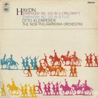 ハイドン:交響曲100番「軍隊」,102番