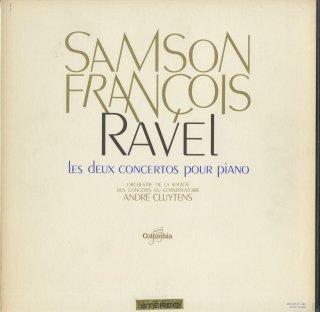 ラヴェル:ピアノ協奏曲,左手のためのピアノ協奏曲