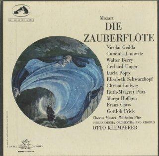 モーツァルト:魔笛(全曲)