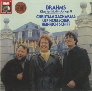 ブラームス:ピアノ・トリオ1番Op.8