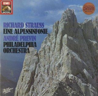 リヒャルト・シュトラウス:アルプス交響曲Op.64
