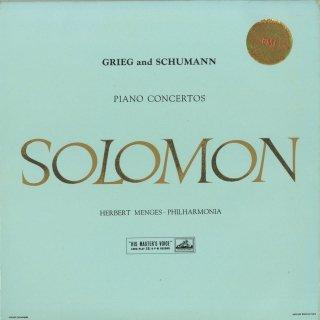 グリーグ:ピアノ協奏曲Op.16,シューマン:ピアノ協奏曲Op.54