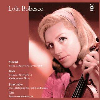 【新作LPレコード】ローラ・ボベスコ ルーマニア・エレクトレコード録音全集2(モノラル編) <完全限定生産盤> ELECTLP003/005 3LP