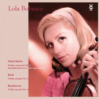 【新作LPレコード】ローラ・ボベスコ ルーマニア・エレクトレコード録音全集1(ステレオ編) <完全限定生産盤> ELECTLP001/002 2LP