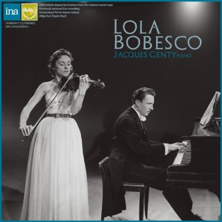 【新作LPレコード】ボベスコのプロコフィエフ/ヴァイオリンソナタ第2番&ブラームス/ヴァイオリンソナタ第3番 1960年&57年セッション録音 <完全限定プレス> LPSMBA017