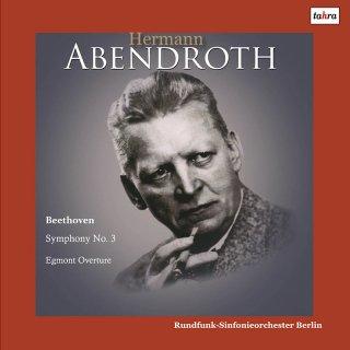 【新作LPレコード】アーベントロートのベートーヴェン/交響曲第3番「英雄」ほか 1954年ライヴ録音 <完全限定生産盤> TALTLP 039/40 2LP