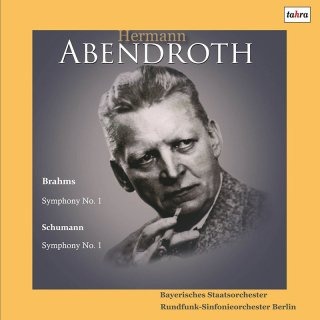 【新作LPレコード】アーベントロートのブラームス/交響曲第1番ほか 1955、56年ライヴ録音 <完全限定生産盤> TALTLP 037/38 2LP