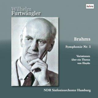 【新作LPレコード】フルトヴェングラーのブラームス/交響曲第1番ほか 1951年10月27日 ハンブルク <完全限定生産> TALTLP027/028 2LP