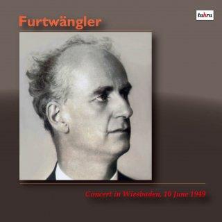 【新作LPレコード】フルトヴェングラー・イン・ヴィースバーデン 1949年 <完全限定生産> TALTLP023/024 2LP