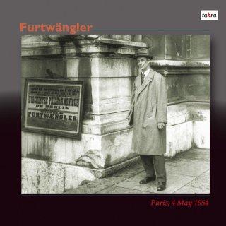 【新作LPレコード】フルトヴェングラー・イン・パリ 1954年 TALTLP021/22 2LP