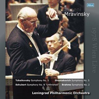 【新作LPレコード】ムラヴィンスキーの1978年ウィーン芸術週間ライヴ <限定240セット> ALTLP098/101 4LP