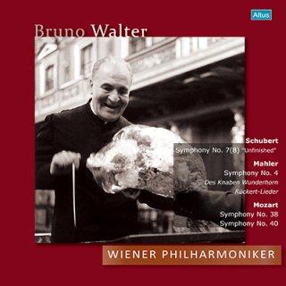 【新作LPレコード】戦後ブルーノ・ワルター&ウィーン・フィル集大成 <限定プレス> ALTLP085/088 4LP