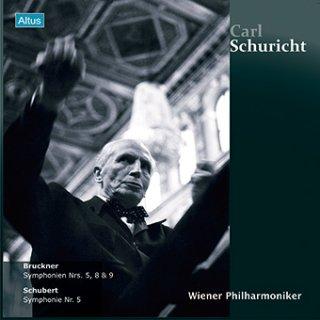 【新作LPレコード】シューリヒト&ウィーン・フィルのブルックナー/交響曲ライヴ集成 ALTLP057 6LP LP レコード