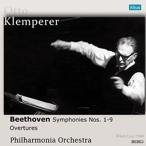 【新作LPレコード 】 クレンペラーのベートーヴェン/交響曲全曲演奏会(1960年 ウィーン芸術週間)