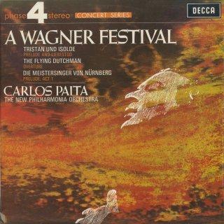 ワーグナー音楽祭/トリスタンとイゾルデ〜前奏曲,愛の死,オランダ人〜序曲,ニュルンベルクのマイスタージンガー〜第1幕前奏曲