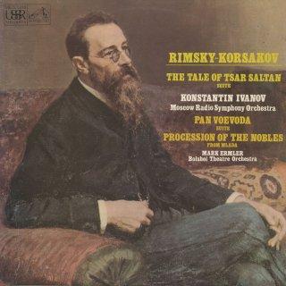 リムスキー・コルサコフ:ムラダ,「皇帝サルタンの物語」のための音画,パン・ヴォエヴォーダ