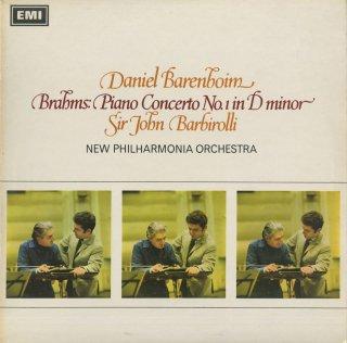 ブラームス:ピアノ協奏曲1番Op.15