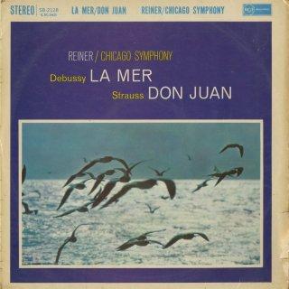 ドビュッシー:海,リヒャルト・シュトラウス:交響詩「ドン・ファン」Op.20