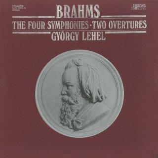ブラームス:交響曲集(全4曲),大学祝典序曲,悲劇的序曲