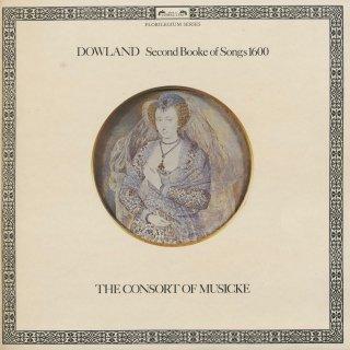 ダウランド:歌曲集第2集(1600年)