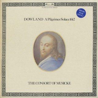 ダウランド:歌曲集第4集(Pilgrimes Solaace)(1612年)