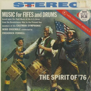 「MUSIC for FIFES and DRUMS」