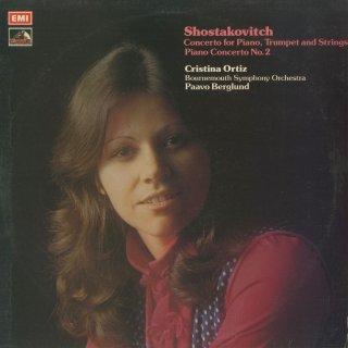 ショスタコーヴィチ:ピアノ協奏曲1番Op.35,2番Op.102