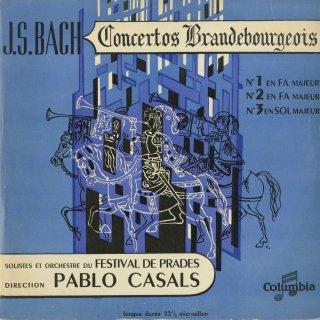 バッハ:ブランデンブルク協奏曲1〜6番BWV.1046〜1051,音楽の捧げ物〜3曲