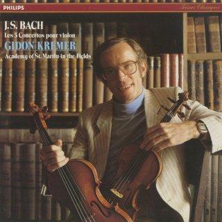 バッハ:ヴァイオリン協奏曲1番BWV.1041,2番BWV.1042,2ヴァイオリン協奏曲BWV.1043