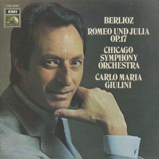 ベルリオーズ:「ロメオとジュリエット」Op.17