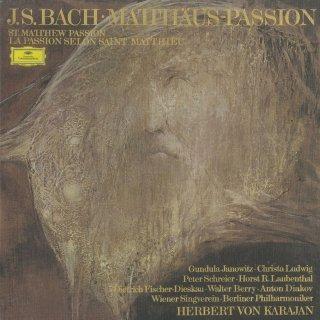 バッハ:マタイ受難曲BWV.244(全曲)