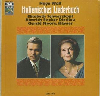 ヴォルフ:ハイゼによるイタリア歌曲集(全46曲)