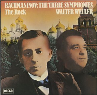 ラフマニノフ:交響曲全集(3曲),幻想曲「岩」