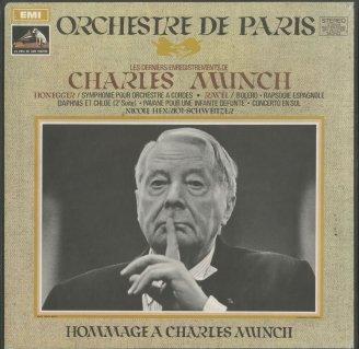 「オマージュ」ラヴェル:ボレロ,スペイン狂詩曲,ダフニスとクロエ第2組曲,パヴァーヌ,ピアノ協奏曲,オネゲル:交響曲2番