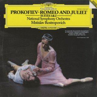 プロコフィエフ:「ロメオとジュリエット」組曲1,2番